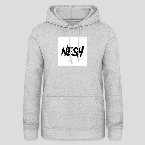 Nesh Logo - Frauen Hoodie