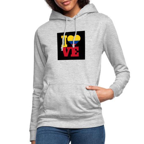 Your Online Store - Frauen Hoodie