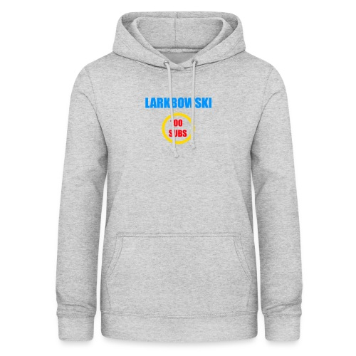 100 subs speicial - Women's Hoodie