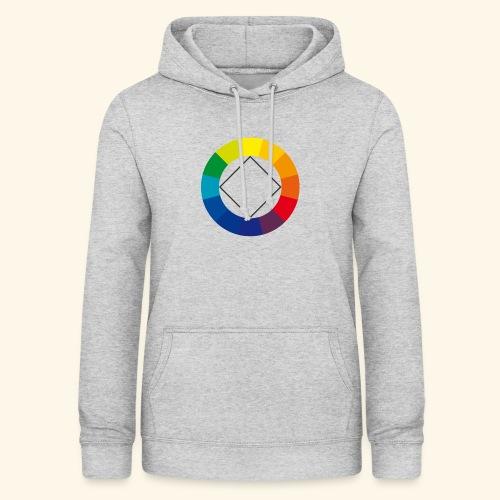 farbkreis - Frauen Hoodie