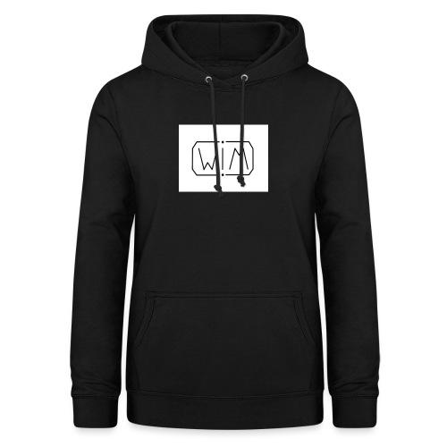 normal WIM design - Vrouwen hoodie