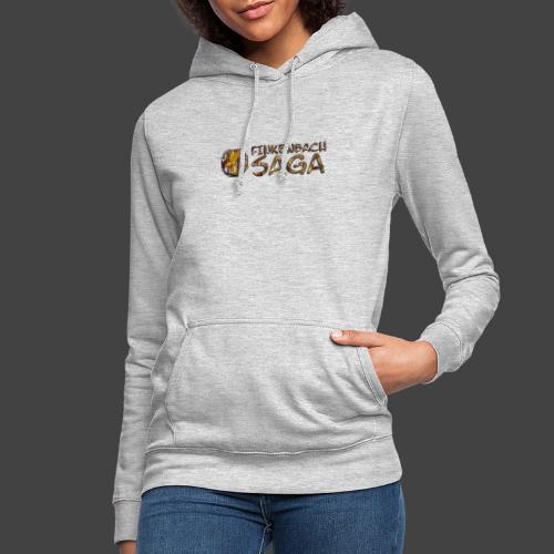Finkenbach Saga - Logo - Frauen Hoodie