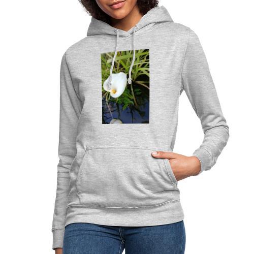 Wasserblume CALA - Frauen Hoodie