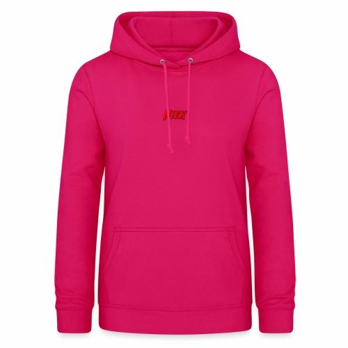 Niek Red - Vrouwen hoodie