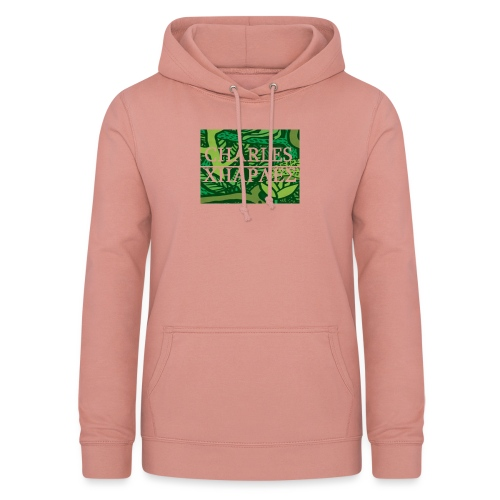 CHARLES CHARLES JUNGLE PRINT - LIMITED EDITION - Women's Hoodie