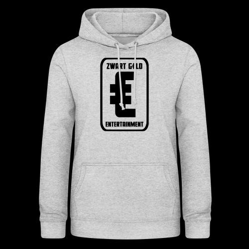 ZwartGeld Logo Sweater - Vrouwen hoodie