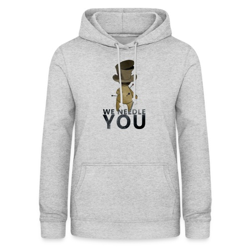 WE NEEDLE YOU - Sweat à capuche Femme