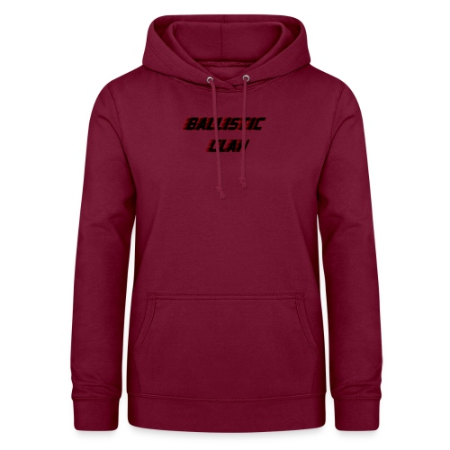 BallisticClan - Vrouwen hoodie