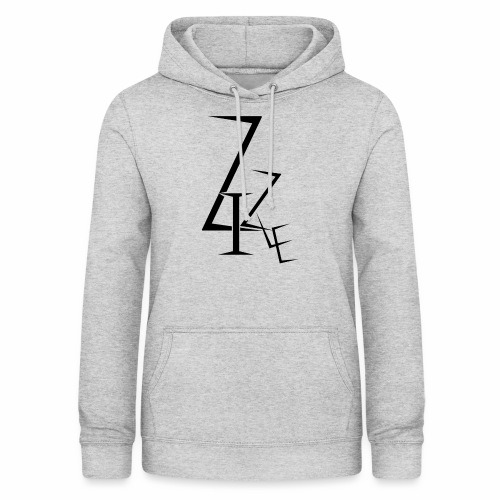 ZIZLE - Dame hoodie