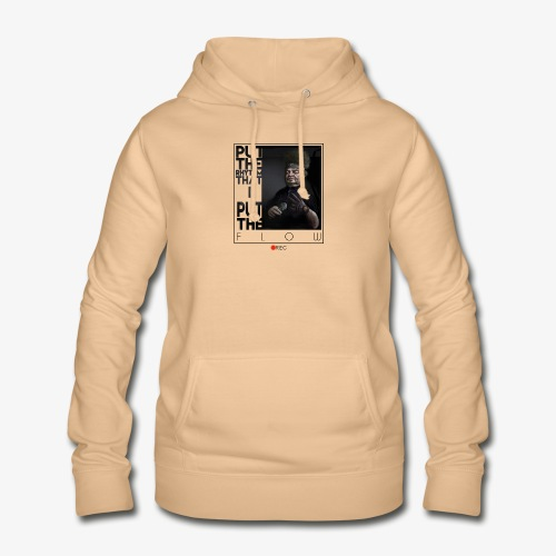 bboy forever - Sudadera con capucha para mujer