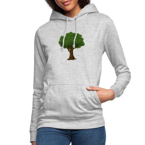 Tree / Baum - Frauen Hoodie