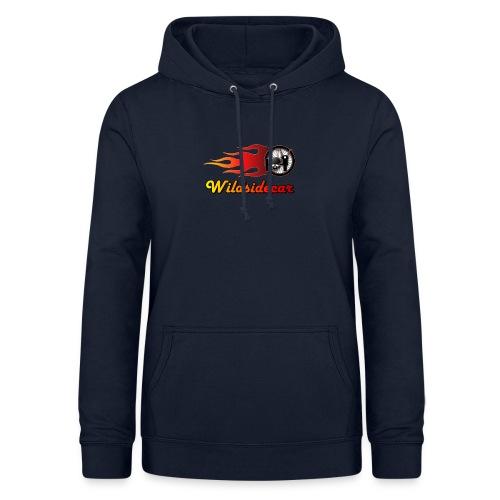 logo wildsidecar sans fond - Sweat à capuche Femme