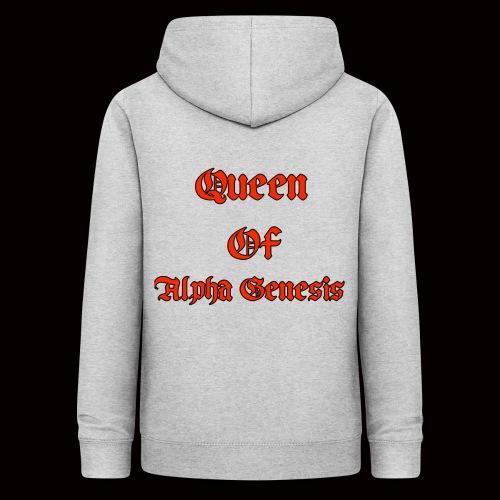 Queen of Alpha - Frauen Hoodie