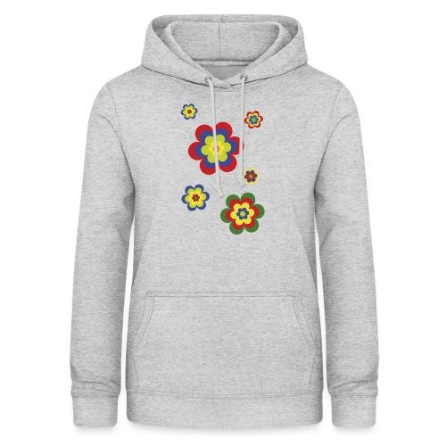 limited edition 3b flower power - Frauen Hoodie