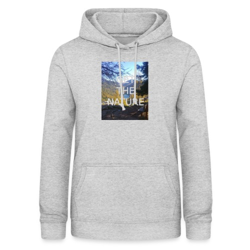 Get the Nature - Frauen Hoodie