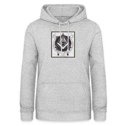Illuminati - Sweat à capuche Femme