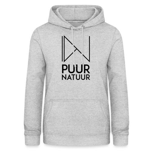 PUUR NATUUR FASHION BRAND - Vrouwen hoodie