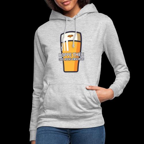 Hoppe Thee - Vrouwen hoodie