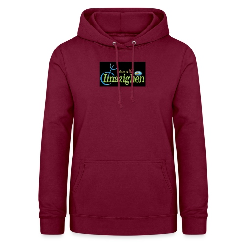 Imazighen ithran rif - Vrouwen hoodie