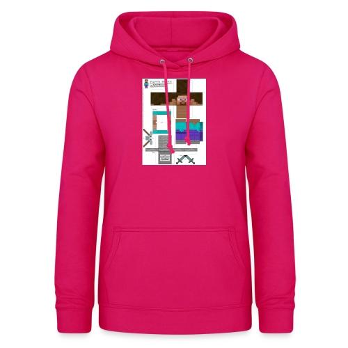 8bf7a61eb4b7f9db371452673ac05401 1 - Vrouwen hoodie