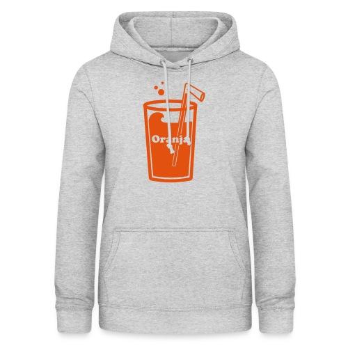 Oranja - Vrouwen hoodie