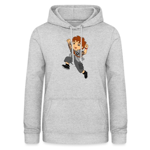 AngerFist Diego Style - Vrouwen hoodie