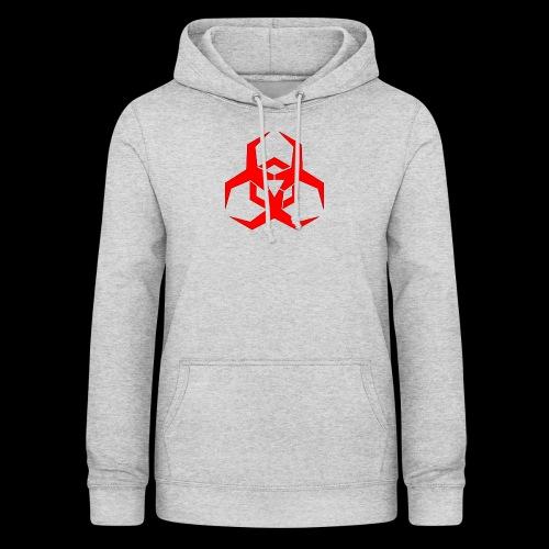 Radioaktive - Dame hoodie