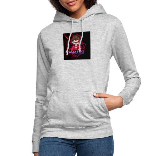 HDGegrieft - Frauen Hoodie