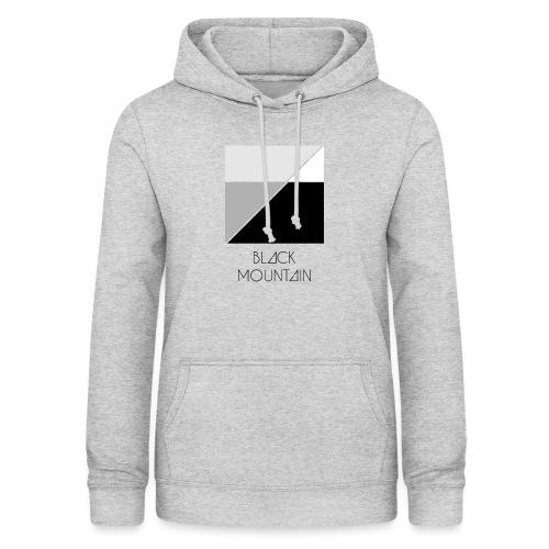 Black Mountain - Felpa con cappuccio da donna