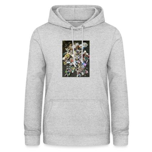 skraldklubben merch - Dame hoodie