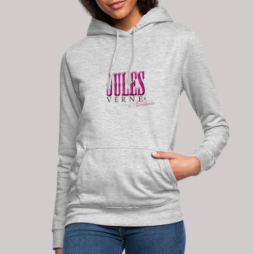 Jules pink schwarz - Frauen Hoodie