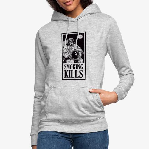Smoking Kills - Dame hoodie