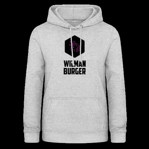 Wilman Burger - Naisten huppari