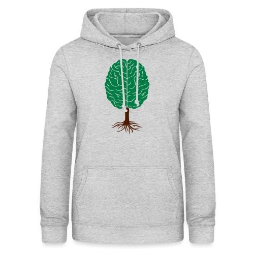 Brain tree - Vrouwen hoodie