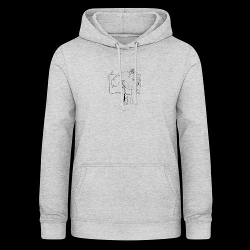 dickhead - Vrouwen hoodie