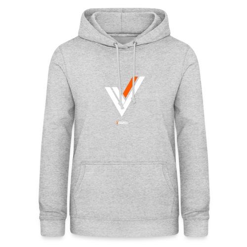 Visual x - Sudadera con capucha para mujer