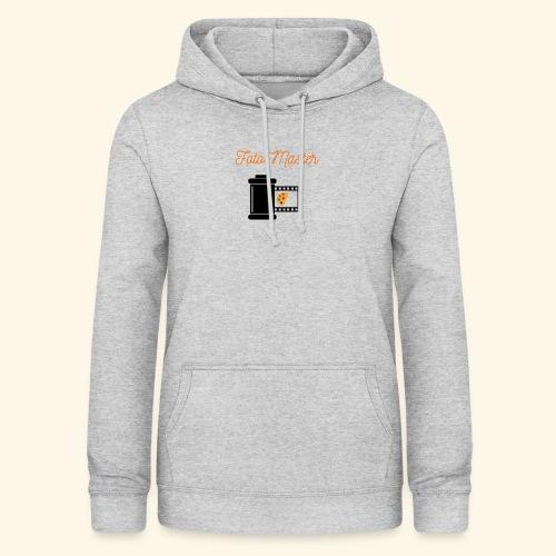 Foto Master 2nd - Dame hoodie