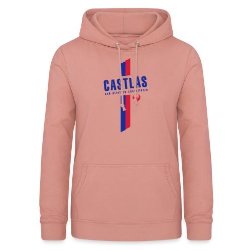 CASTLAS - Felpa con cappuccio da donna