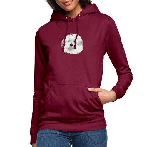 coton-de-tulear - Dame hoodie