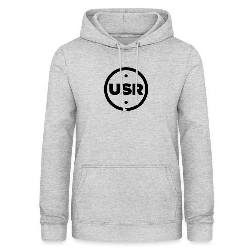 Unique Sessions Radio (USR) Logo - Women's Hoodie