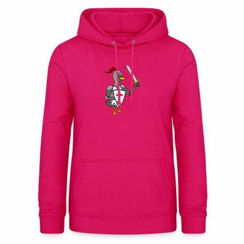 ducking crusade - Vrouwen hoodie