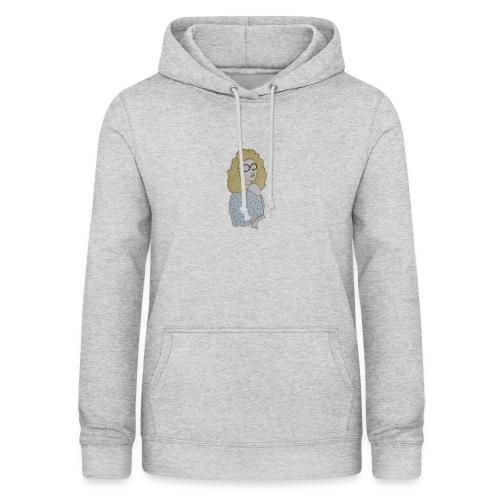 lentespostaPOSTA - Sudadera con capucha para mujer