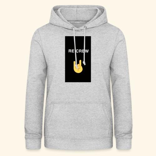 Re Crew T-shirt - Frauen Hoodie