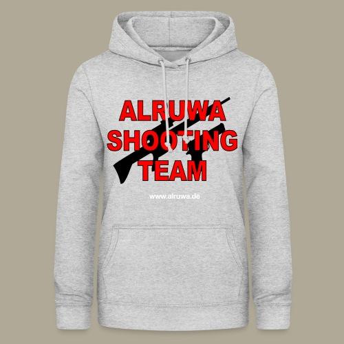 Alruwa Shooting Team - Frauen Hoodie