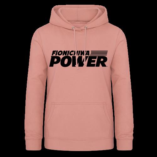 Flonichiwa Power Vers. 2 - Frauen Hoodie