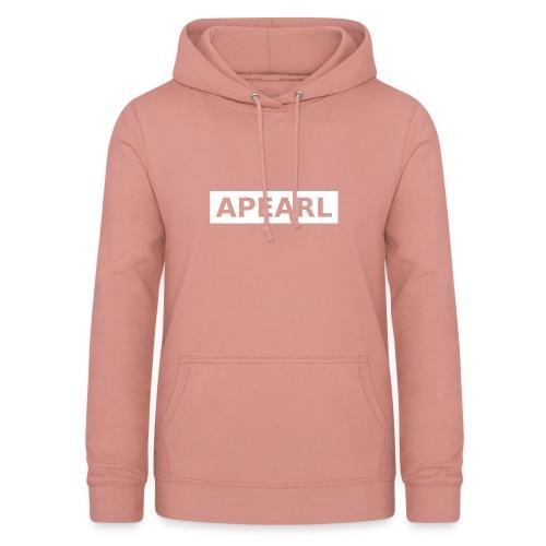 Transparent APearl - Sweat à capuche Femme
