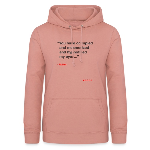Mesmerized by Ruben - Dame hoodie