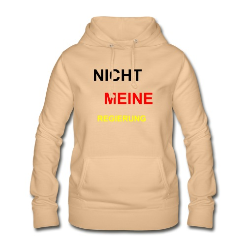 NICHT MEINE REGIERUNG - Frauen Hoodie
