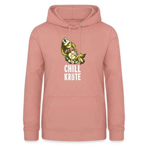 Chillkröte - Frauen Hoodie