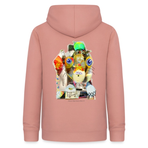 Doctor Rudy Knows Best 5! - Vrouwen hoodie